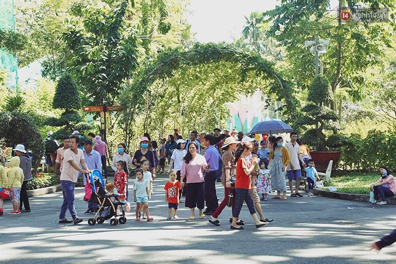 Thảo cầm viên là nơi mà tất cả trẻ con Sài Gòn luôn mong muốn được đến chơi