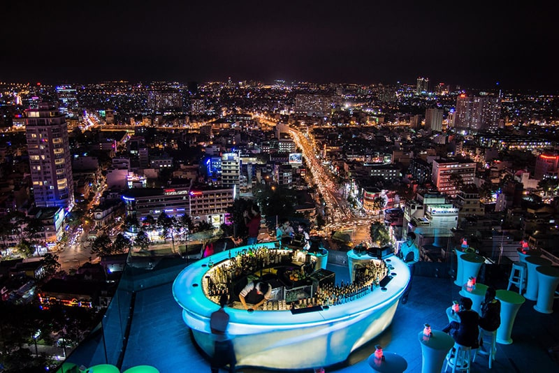 Shiri Rooftop Bar and Restaurant
