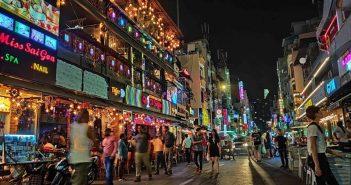 Những địa điểm vui chơi thú vị buổi tối ở Sài Gòn (Phần 1)