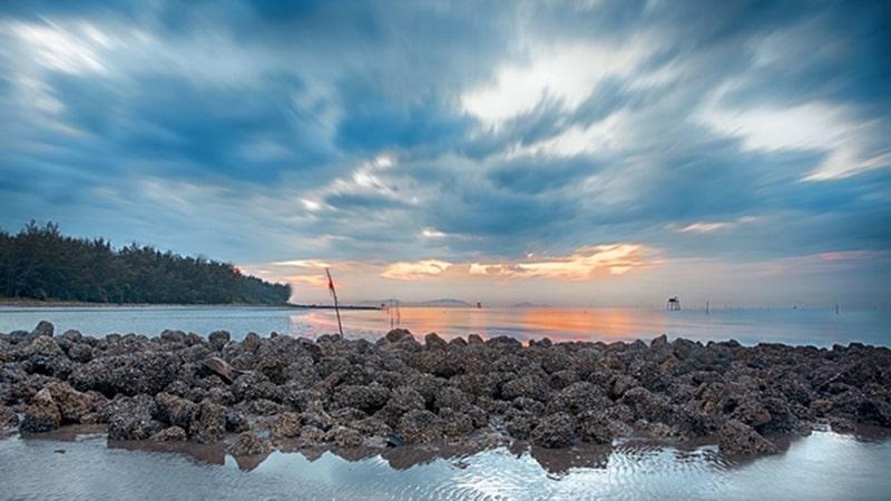 Đảo Thạnh An là địa điểm đi chơi thú vị díp cuối tuần