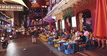 Những trải nghiệm thú vị khi du lịch Sài Gòn về đêm