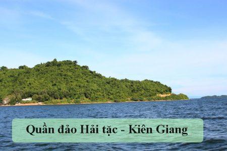 Quần đảo Hải tặc - Kiên Giang