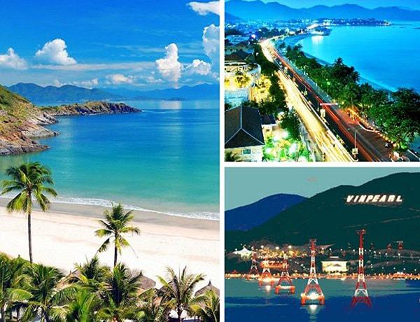Thành phố biển Nha Trang tháng 3