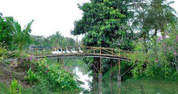 Du lịch sinh thái ở vườn trái cây Củ Chi có gì khác biệt