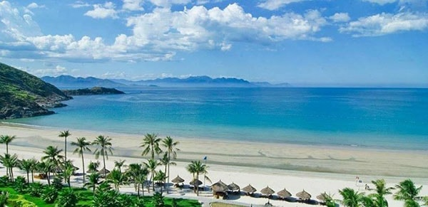 Bãi biển Mũi Né - Bình Thuận