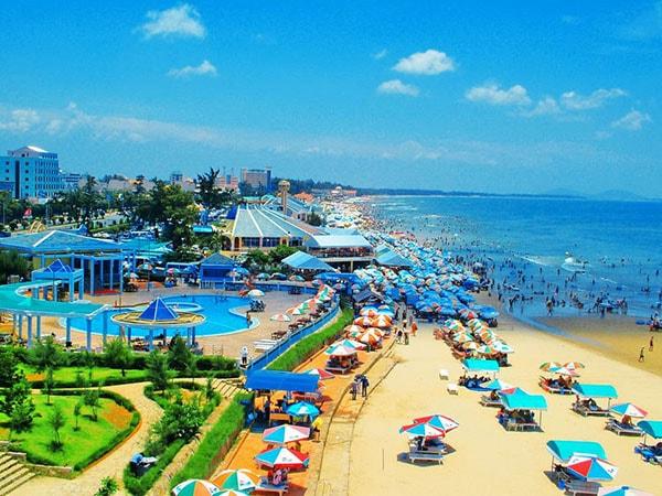Bãi biển Vũng Tàu - Bà Rịa - Vũng Tàu