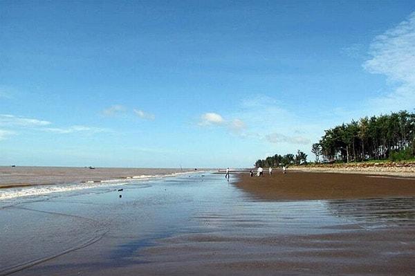 Bãi biển Ba Động - Trà Vinh