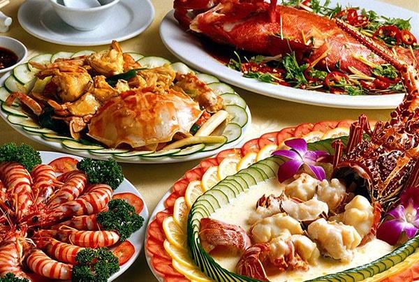 Những món ăn nên thưởng thức khi du lịch Vũng Tàu