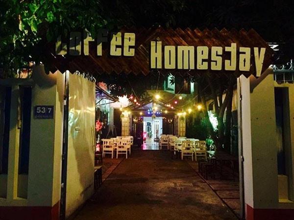 Vũng Tàu Garden Coffe & Homestay - Vũng Tàu