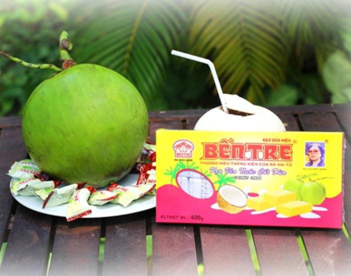 8 đặc sản từ dừa của đất Bến Tre ăn một lần nhớ mãi