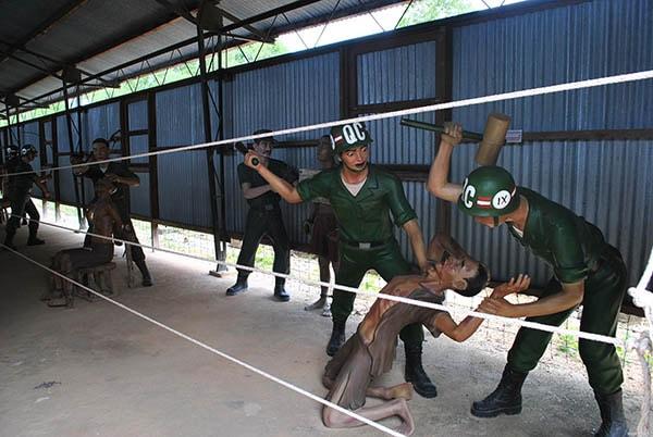 Nhà tù Phú Quốc - nơi địa ngục trần gian