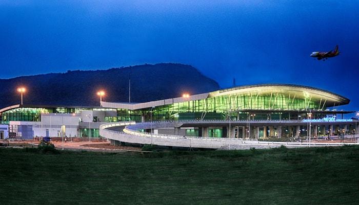 Cảng hàng không Phú Quốc hiện đại xứng tầm quốc tế