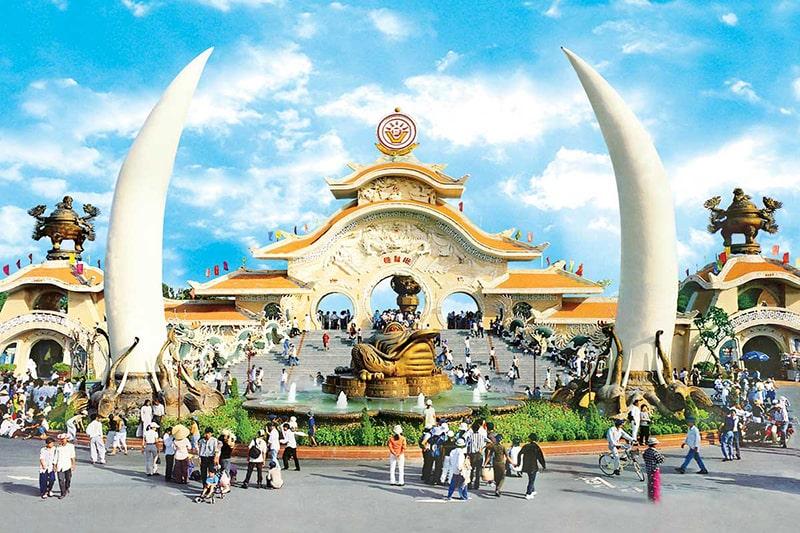 Khu du lịch Suối Tiên Sài Gòn