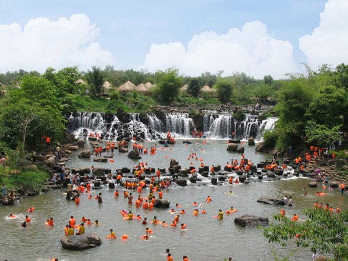 Phượt 1 ngày quanh Sài Gòn 7