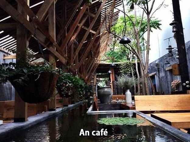 An café - Nha Trang