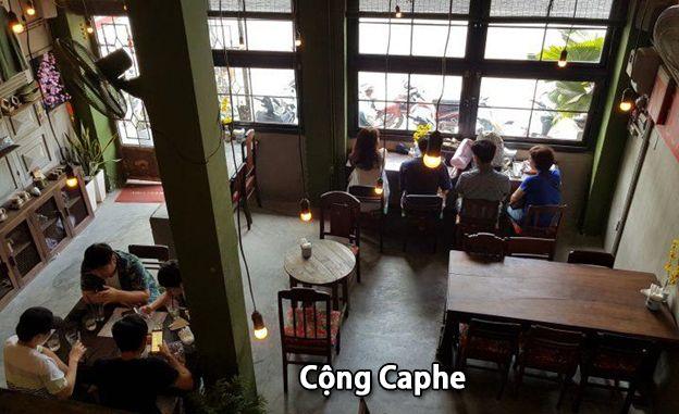 Cộng Caphe - Nha Trang