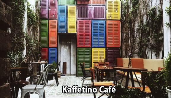 Kaffetino Café - Nha Trang