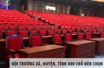 Hội trường xã, huyện, tỉnh 800 chỗ ngồi nên chọn ghế gì? 17