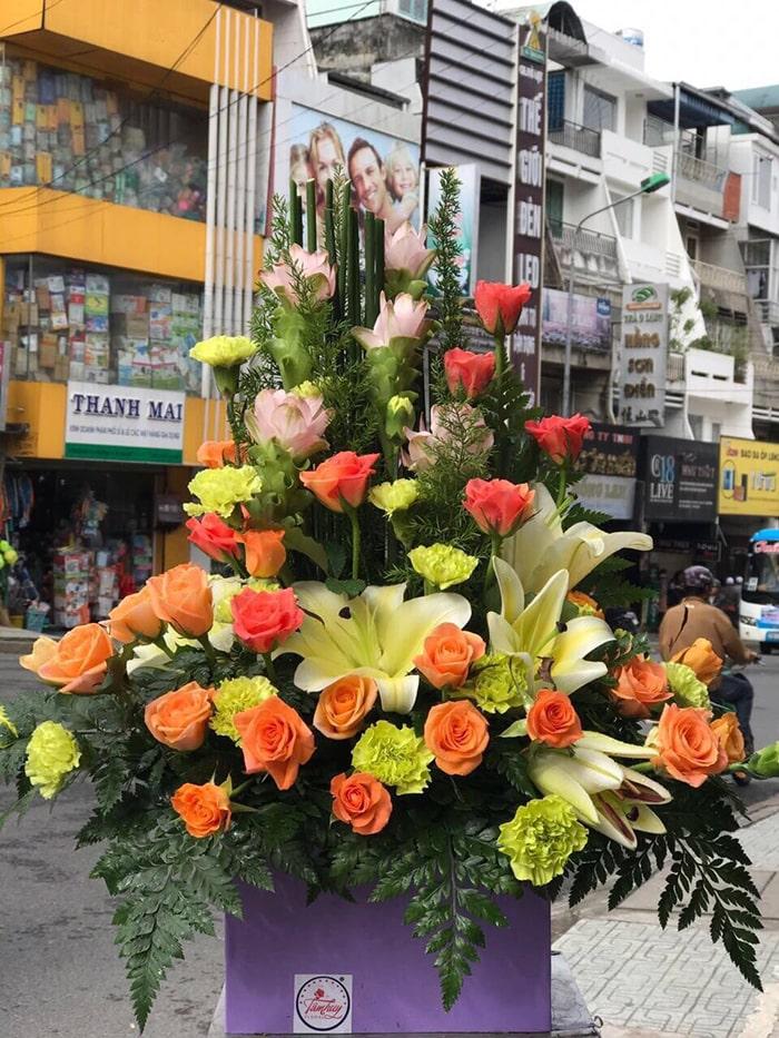Hoa tươi Bảo Ngọc ở Bình Dương