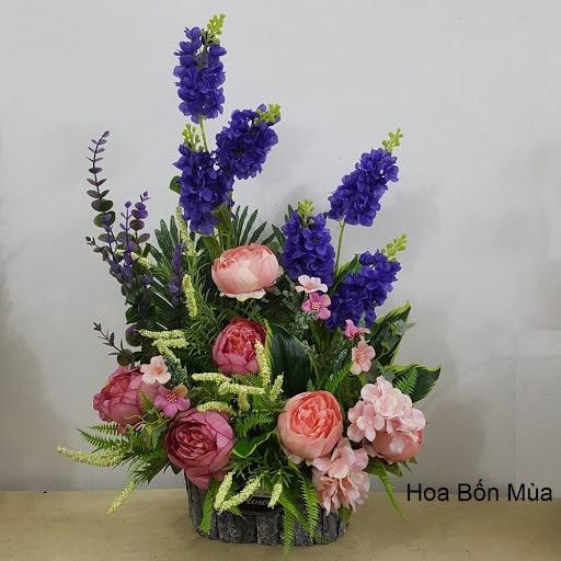 Shop Hoa Bốn Mùa ở Bình Dương