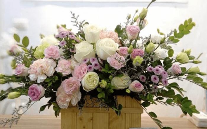 Shop hoa tươi Tâm Tâm