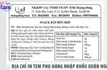 Địa chỉ in tem phụ hàng nhập khẩu quận Hoàng Mai uy tín