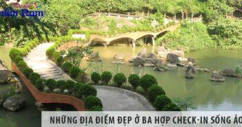 Lưu ngay những địa điểm đẹp ở Ba Vì hợp check-in sống ảo