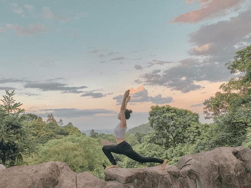 Lưu lại những khoảnh khắc yên bình tại Thiên Sơn - Suối Ngà để thêm yêu bản thân